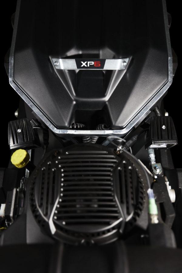 HTC Duratiq XP6 Grinder