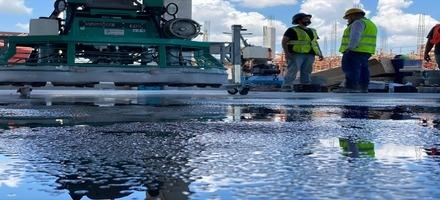 The Benefits of Mechanical Wet Polishing