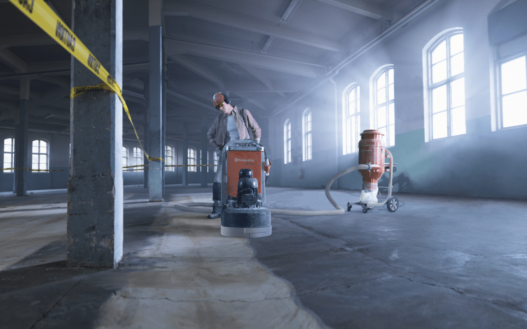 Must-Have Equipment for Concrete Surface Preparation