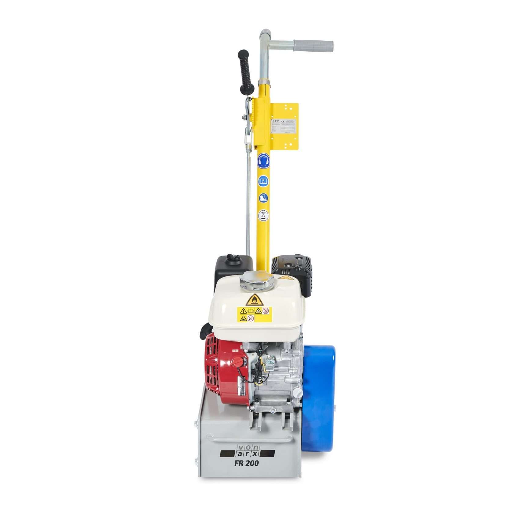 Von Arx FR200 Gas Scarifier