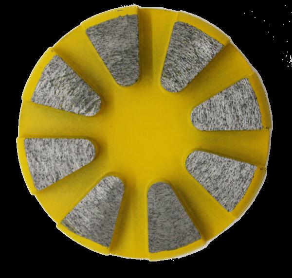 Runyon 8-seg diamond tool