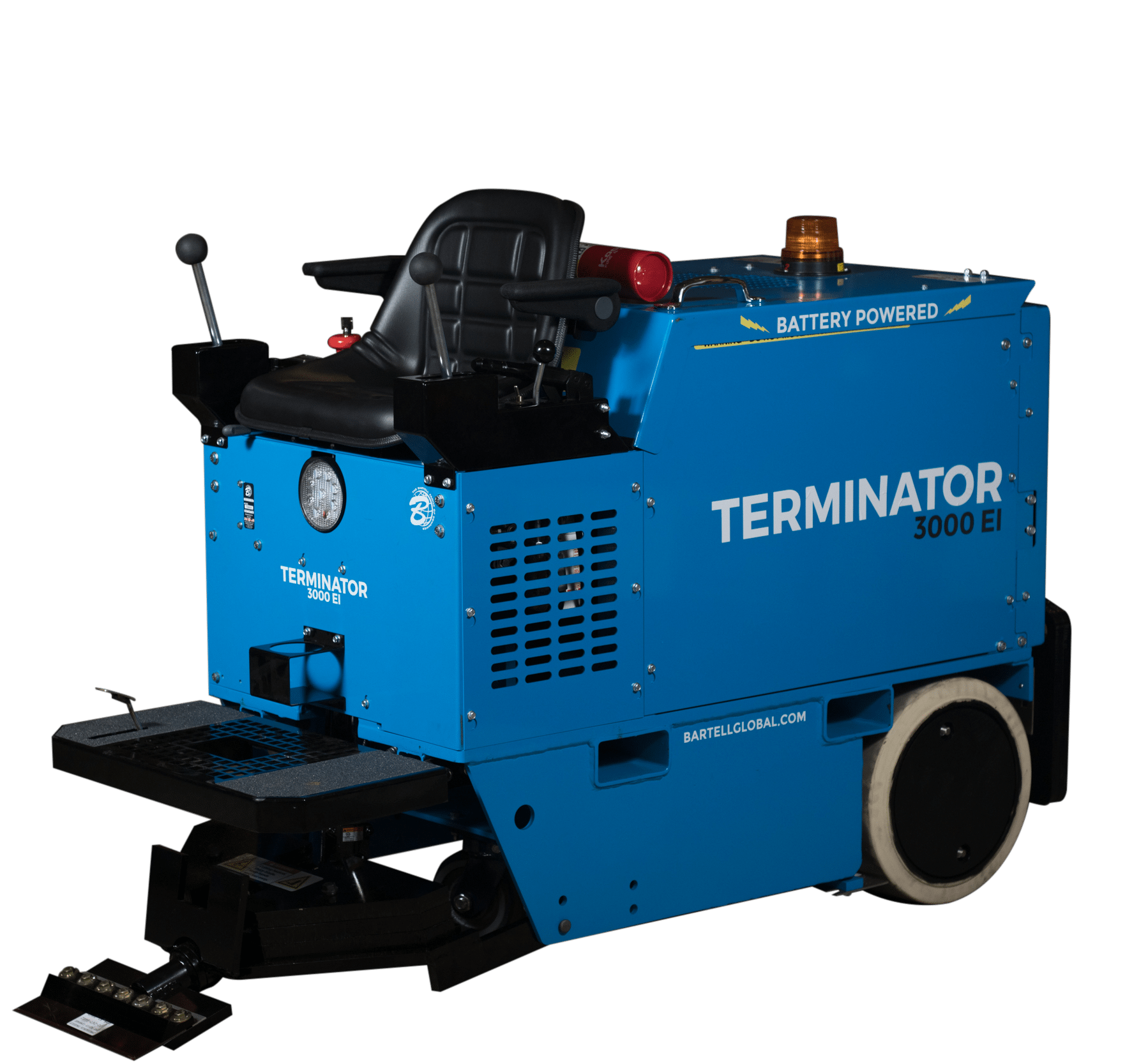 Bartell Global Terminator T3000 floor scraper