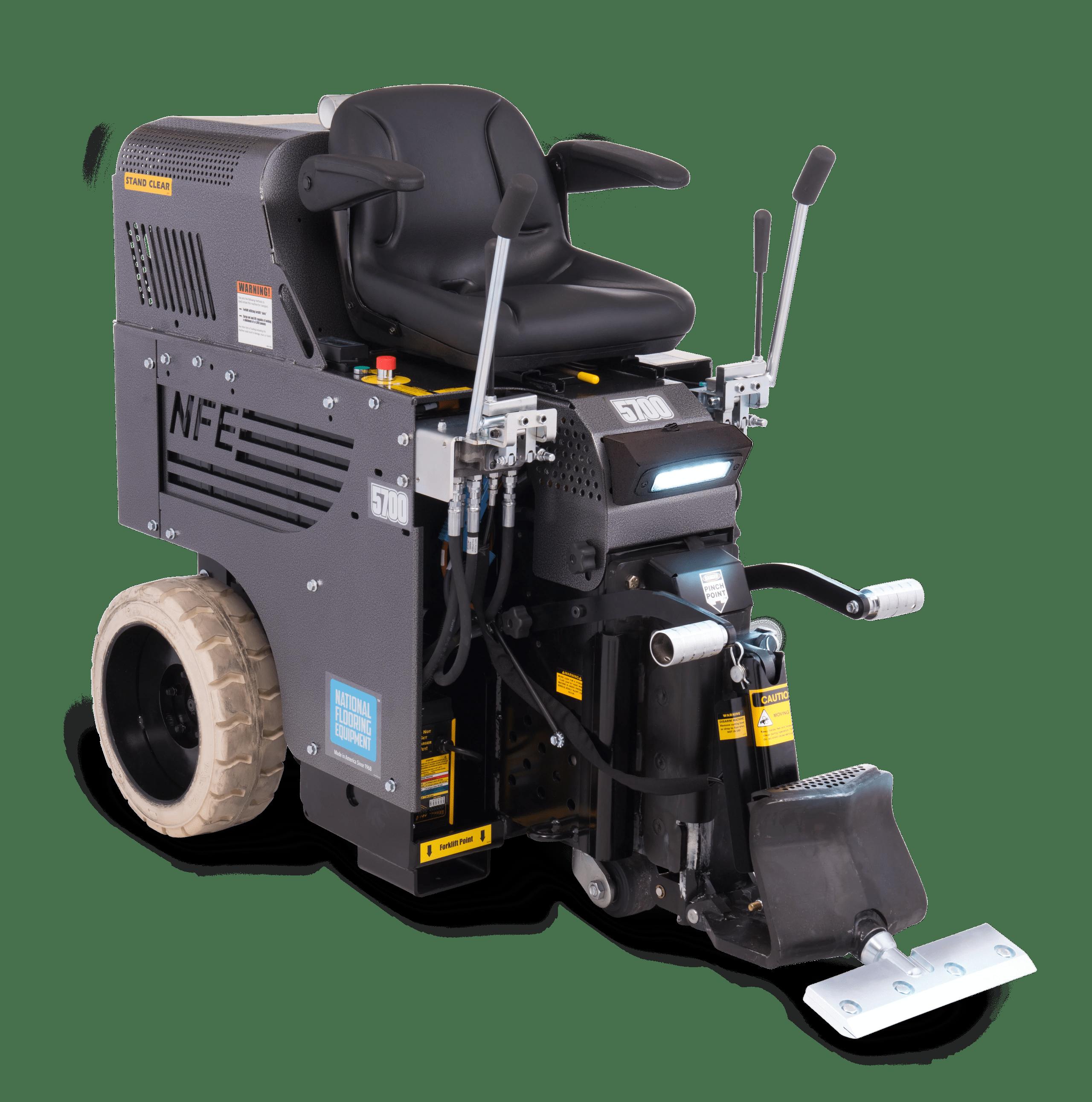 National Flooring 5700DL Floor Scraper