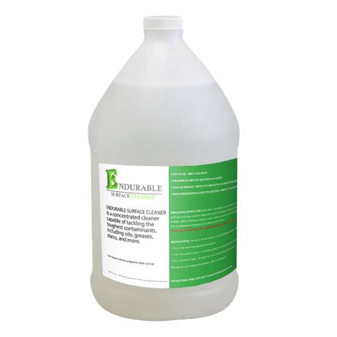 Endurable Surface Cleaner