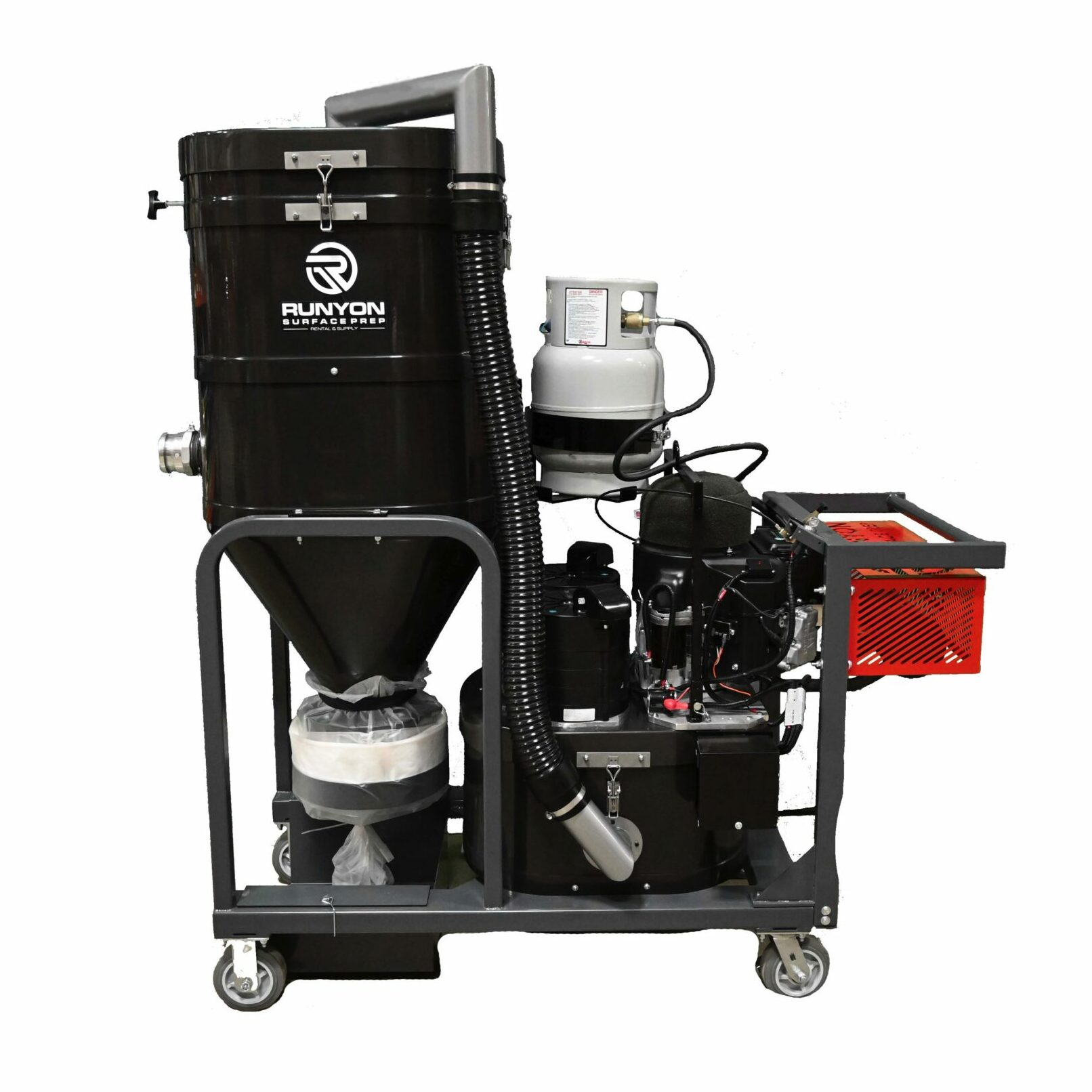 Runyon 630 Vacuum