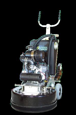 CPS G320D propane grinder