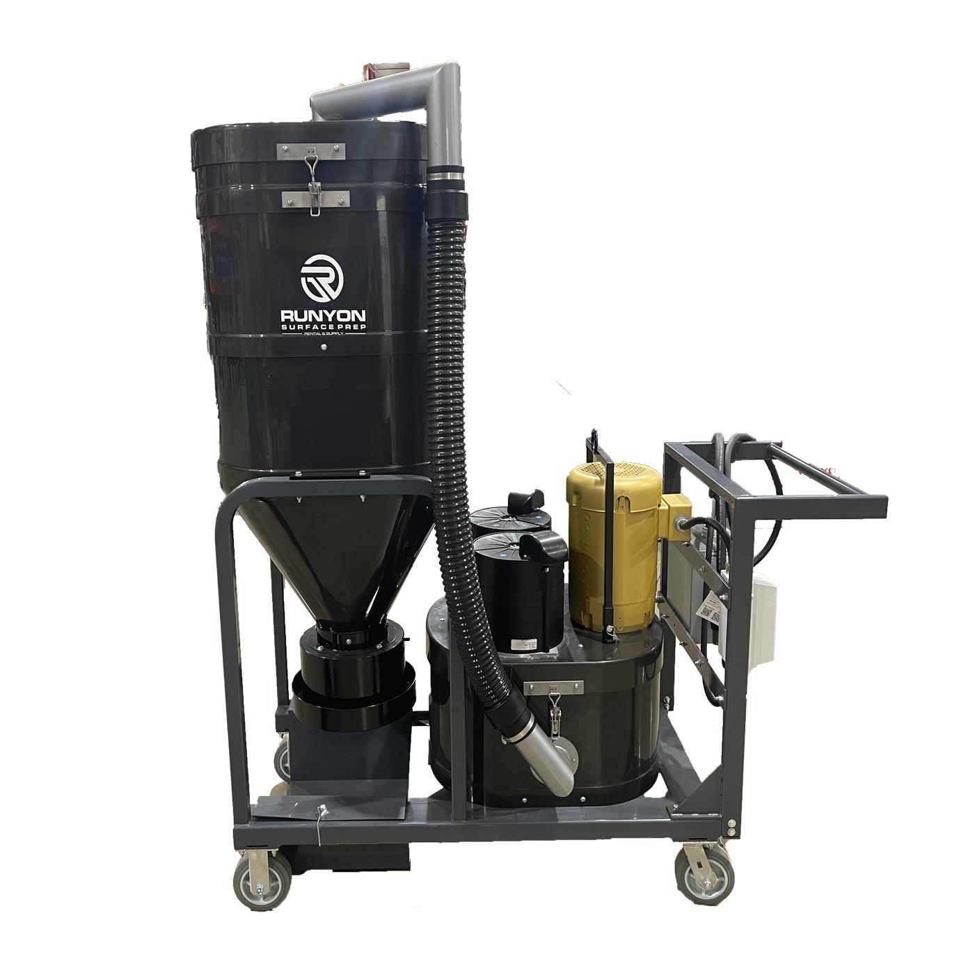 runyon 480v vacuum