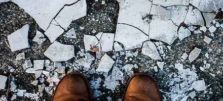 How Do You Repair Concrete Surface Defects?