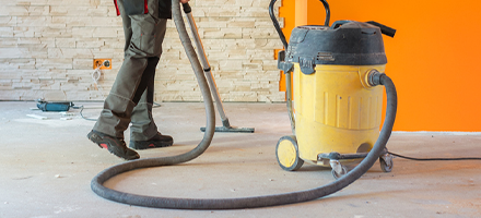 How to Know You're Getting the Right Industrial Vacuum for Concrete Surface Prep